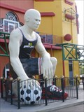 Image for WhirlyBall Player - i.Drive, Orlando, Florida, USA.