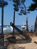 Image for Fazana Croatia, seaside anchor