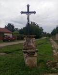 Image for Christian Cross - Budyne nad Ohrí, Pruhon, Czechia