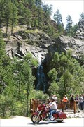 Image for Bridal Veil Falls - Spearfish Canyon, SD