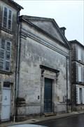 Image for Temple Protestant - Jarnac, France