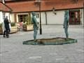 Image for Franz Kafka Museum and 'Peeing Statues' - Prague, Czech Republic