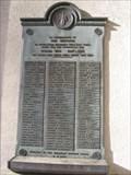 Image for Berkeley Veteran's Hall WWI Memorial - Berkeley, CA