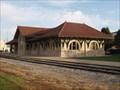 Image for B&O station - Mount Vernon, Ohio