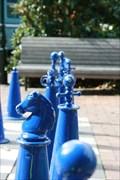 Image for Giant Chessboard — Dunedin, New Zealand