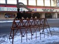 Image for Train and Trestle Bridge Bike Rack - Reno, NV