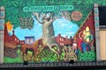 Image for Finnigans Wake Irish Pub Mural - Philadelphia PA