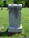 Image for J.A. Wafford - Chisholm Chapel Cemetery - McLendon-Chisholm, TX