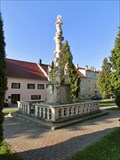 Image for Marian Column - Horni Stropnice, Czech Republic