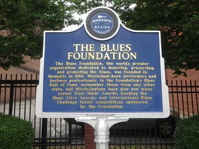 - The Blues Foundation -