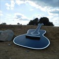 Image for Giant Guitar, Johnny Cash Trail, Folsom, California