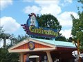 Image for Gasoline Alley - Universal's Islands of Adventure, Orlando, FL.