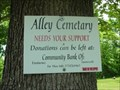 Image for Alley Cemetery, Alley Spring Shannon County Missouri.