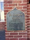 Image for St. Joseph Catholic Church Centennial Plaques - Yreka, CA