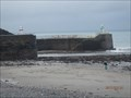 Image for Authority backs sea wall plan - Laxey, Isle of Man