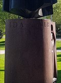 Image for Memorial to actress Ida Aalberg - Kaisaniemenpuisto - Helsinki, Finland