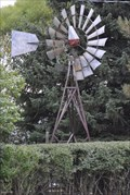 Image for Decorative Rural Pump Windmill