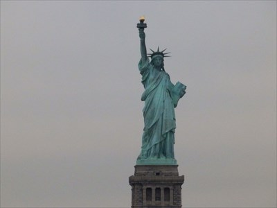 Statue of Liberty - New York