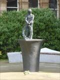 Image for MV Derbyshire Memorial Garden and Sculpture - Liverpool, Merseyside, UK.