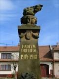 Image for Combined World War Memorial - Trhový Štepánov, Czech Republic