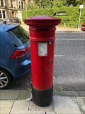 Image for Victorian Pillar Box - Glancairn Crescent - Edinburgh - UK
