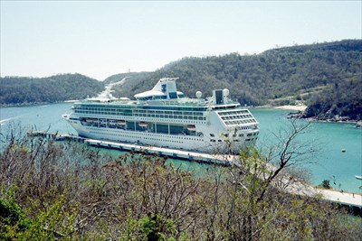 Port Of Call Huatulco Mexico Cruise Ship Ports On Waymarking Com