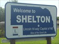 Image for Welcome to Shelton - Shelton, NE