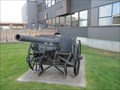 Image for WWI German 77 mm Model 1916 Field Artillery - Trenton, ON
