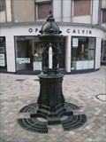 Image for Réplique d'une fontaine Wallace - Bourges, France