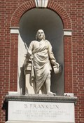Image for Ben Franklin Statue - Philadelphia, PA