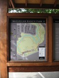 "Image for McClellan Ranch Park ""You are here"" by equipment barn - Cupertino, CA"