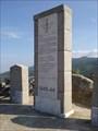 Image for Le mémorial du col de Teghime -Haute Corse,France