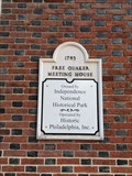 Image for Free Quaker Meeting House - 1783 - Philadelphia, PA