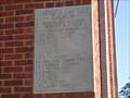 Image for 1929 - Antioch Baptist Church - Boley, OK