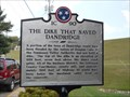 Image for The Dike That Saved Dandridge - 1C 90 - Dandridge, TN
