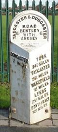 Image for Milestone - A638, York Road, Scawthorpe, Yorkshire, UK.
