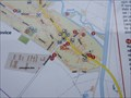 Image for 'You Are Here' Map - Vojkovice, Czech Republic