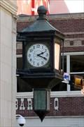 Image for Municipal Plaza Building McClintock Clock - San Antonio, TX