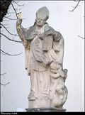Image for St. Donatus at Church of Lord's Transfiguration / Sv. Donát u kostela Promenení Páne - Tábor (South Bohemia)