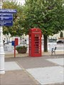 Image for Red Phone Box Platz der Partnerschaften - Bad Ems, RP, Germany
