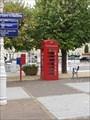 Image for Red Phone Box Platz der Partnerschaften - Bad Ems, RP, Germany