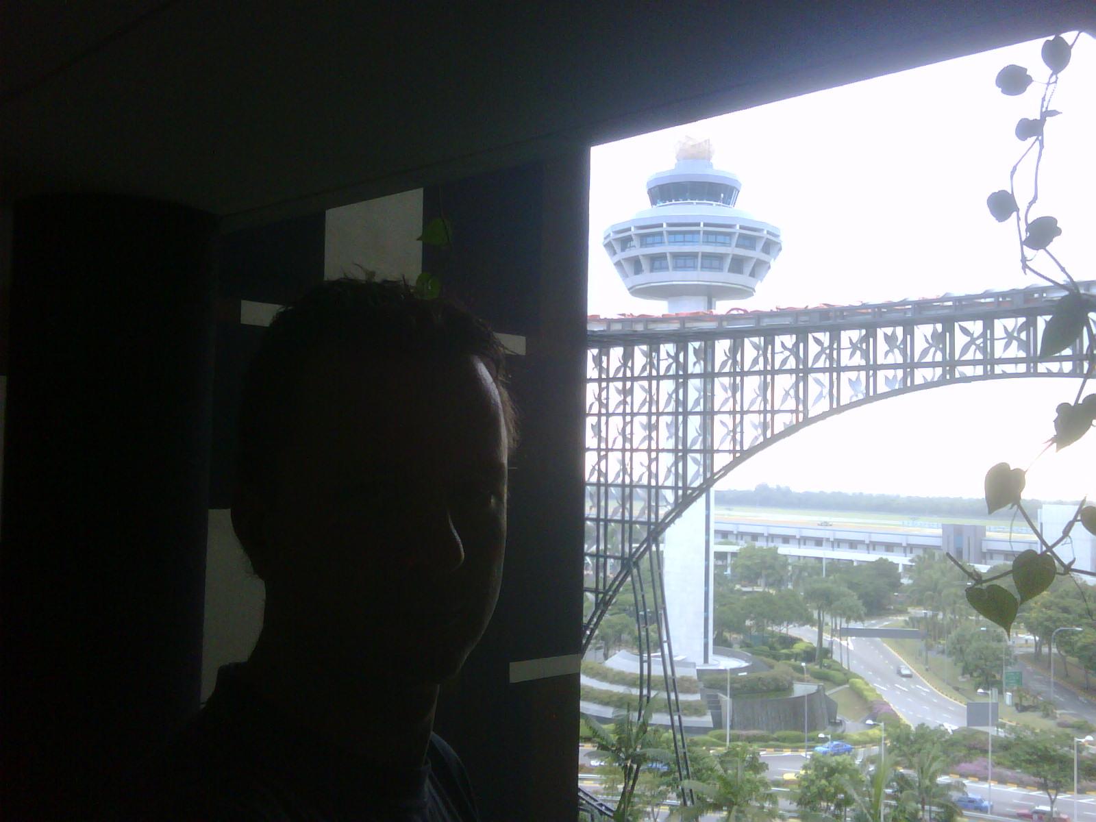 Changi Weather Radar - Singapore Image