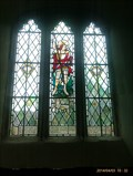 Image for Stained Glass Windows, St Genesius church - St Gennys, Cornwall