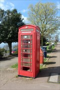 Image for Red Telephone Box - Clifton Terrace, Southend-on-Sea, UK