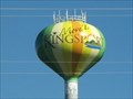 "Image for ""Move to Kingsport"" Water Tower - I-81 Exit 63 - City of Kingsport, TN"