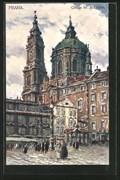 Image for Church of St. Nicholas - Prague, Czech Republic