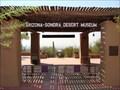 Image for (Arizona Zoo's) Arizona-Sonora Desert Museum