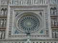 Image for Rose window of Orvieto Cathedral
