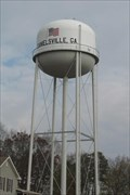 Image for Danielsville Water Tower - Danielsville, Georgia