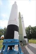 Image for US Army/NASA Juno II Rocket - US Space & Rocket Center, Huntsville, AL